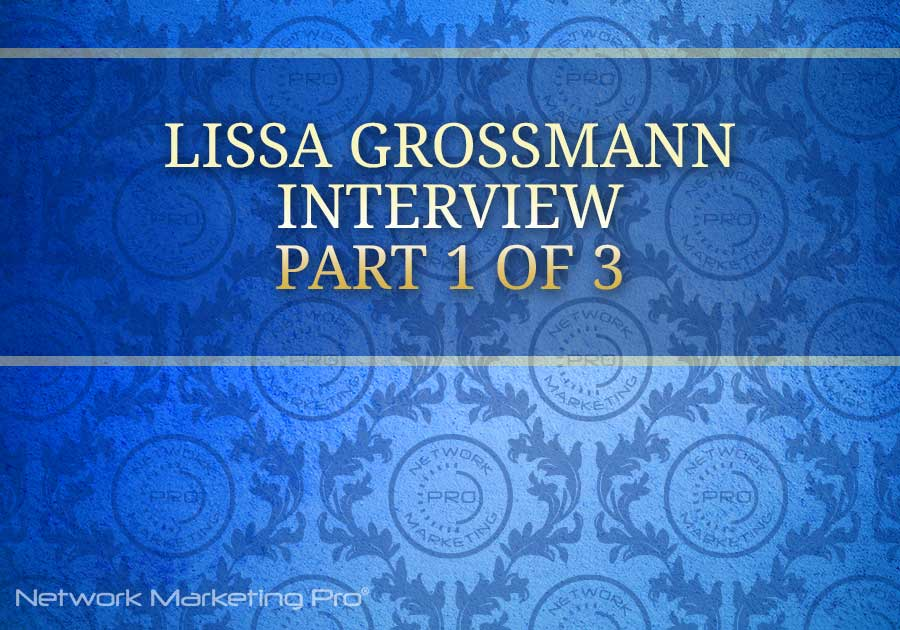 Lissa Grossmann Part 1