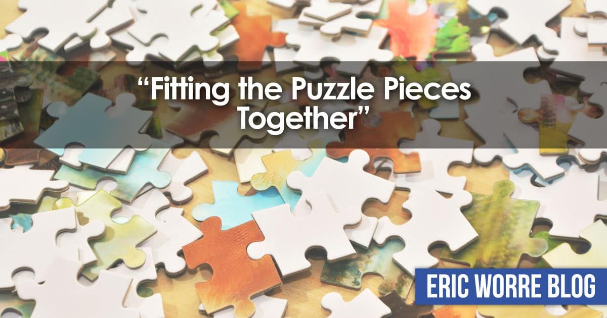 Fitting the Puzzle Pieces Together