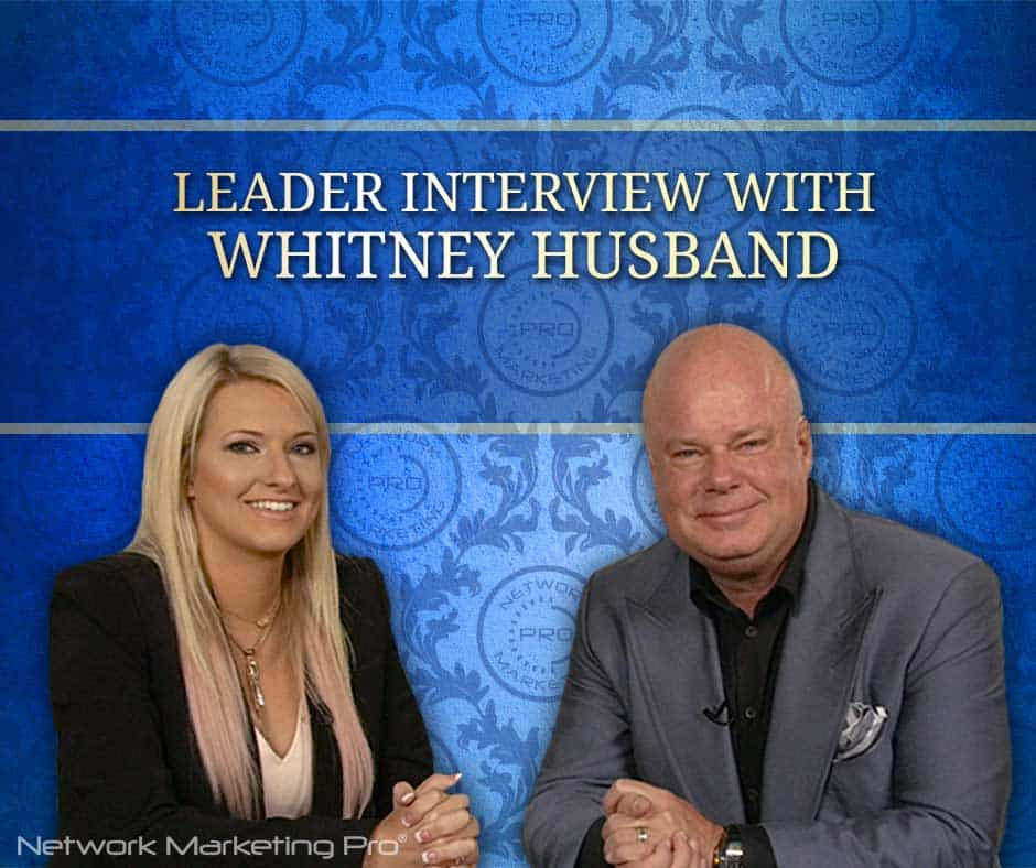 Leader Interview with Whitney Husband