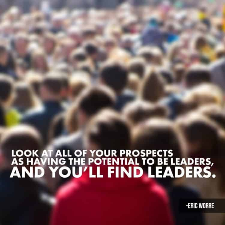 You'll Find Leaders