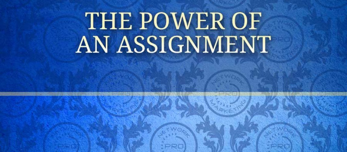 The Power of an Assignment