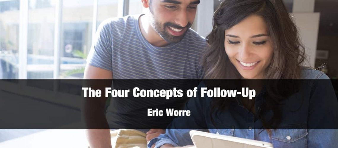 Four Concepts of Followup