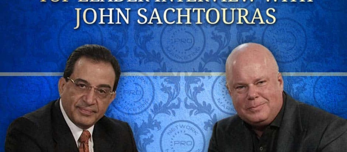 Top Leader Interview with John Sachtouras