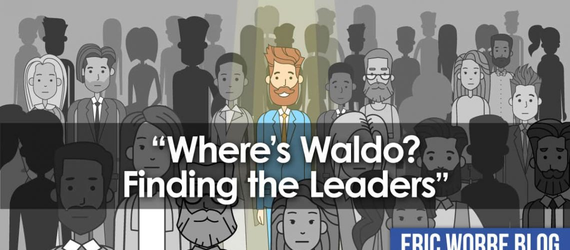 Where's Waldo Finding the Leaders
