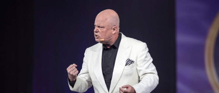 Image of Eric Worre of Network Marketing Pro
