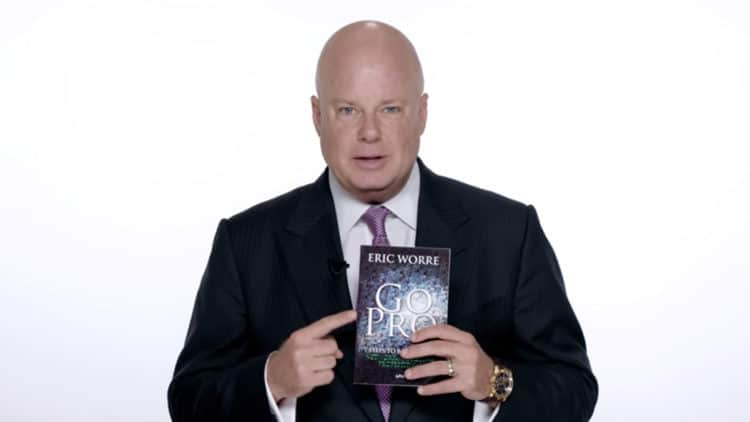 Image of Eric Worre, author of Go Pro